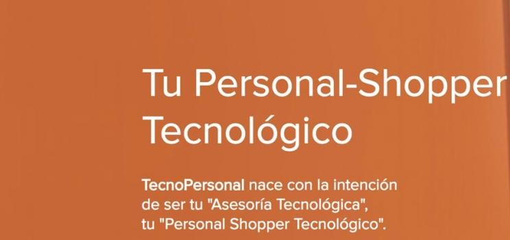 NUEVA WEB!! Gracias a TecnoPersonal.com